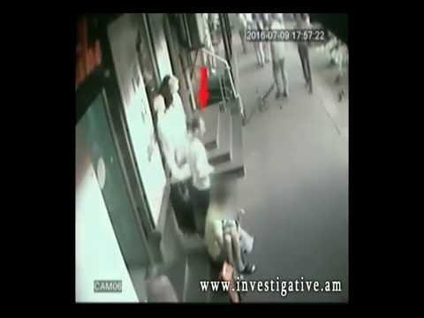 Գողացել է ԻԻՀ քաղաքացու պայուսակը (Տեսանյութ)