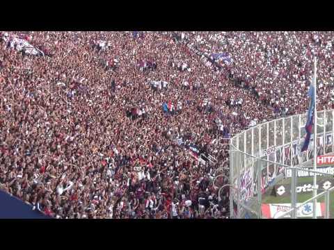 San Lorenzo 2 River 0 Gol de Cetto. Con esta hinchada yo te quiero ver campeón... - La Gloriosa Butteler - San Lorenzo - Argentina - América del Sur
