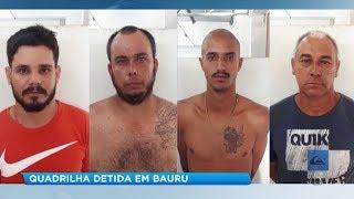Quadrilha especializada em furto de carros é detida em Bauru