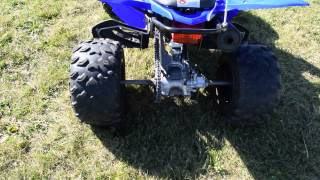 9. 2008 Yamaha Raptor 250 for sale at Monster Powersports