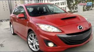 New Mazdaspeed 3 Full Test Video By Inside Line