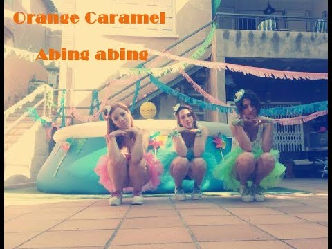 ORANGE CARAMEL (오렌지캬라멜) – Abing abing(아빙아빙) cover by Ongaku no Girls