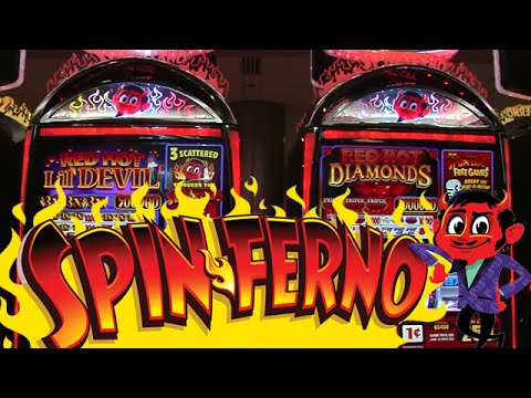 Spin Ferno Slot Tournaments from IGT 🔥