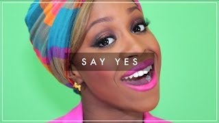 Say Yes - Michelle Williams (Cover by Loretta Grace) - YouTube