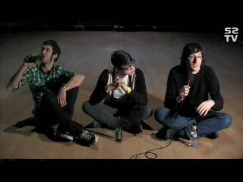 Half Foot Outside - Entrevista Bilbao 2010 - Interview