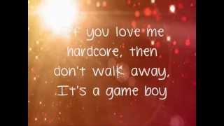 Never Let Me Go - Lana Del Rey (Lyrics)