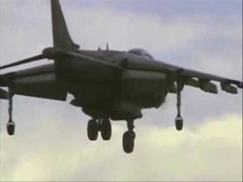 The Harrier Jump Jet, often referred...