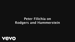Peter Filichia on Masterworks Broadway: Rodgers and Hammerstein | Legends of Broadway Video Series
