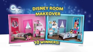 WIN a Disney Room Makeover – Dutch Lady Milk