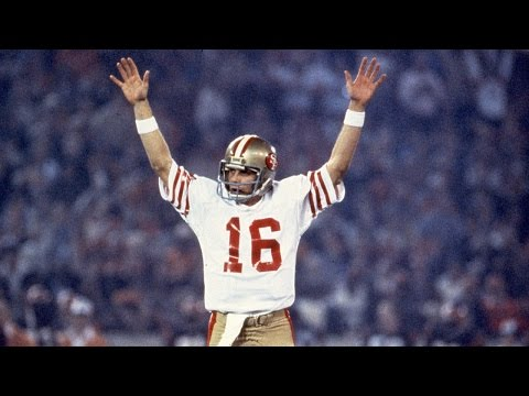 Top 5 faits saillants de Joe Montana