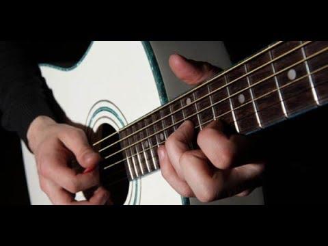 गिटार बजाना सीखे बहुत आसान तरीके से ! BEST GUITAR LESSON how to play guitar by mann ki baat