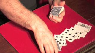 MAGIE DES CARTES - CARDS MAGIC