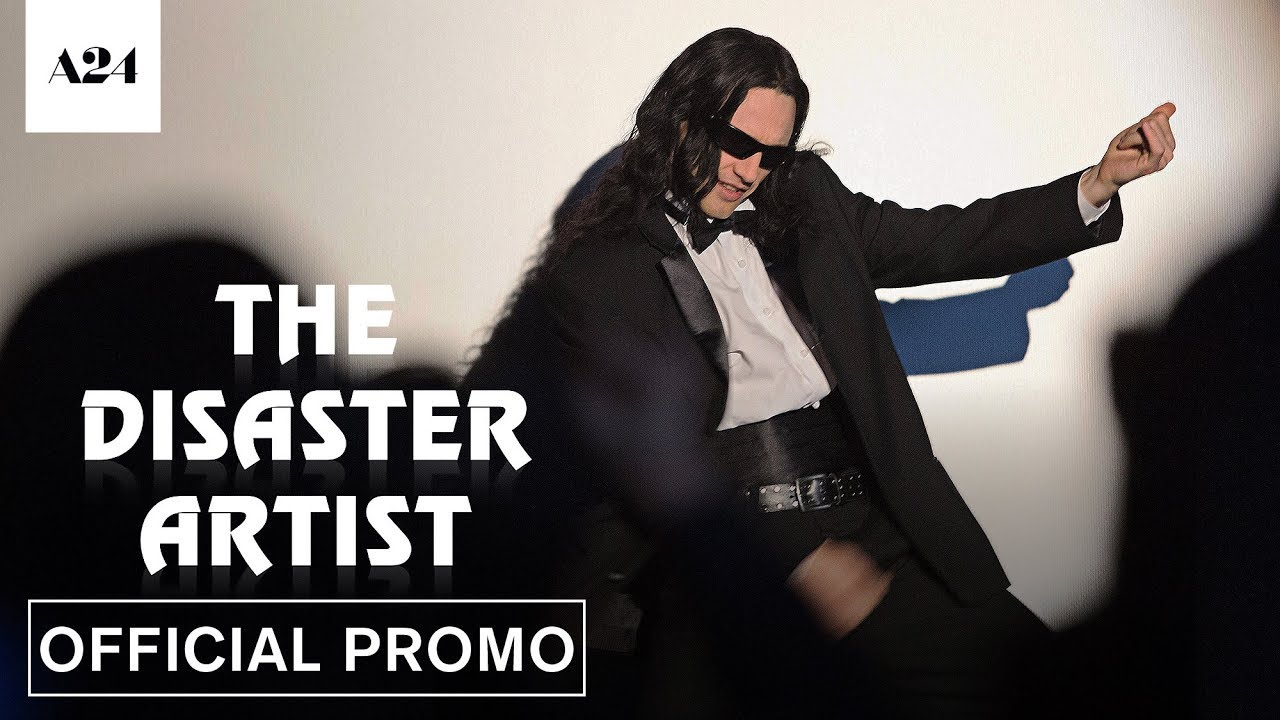 Watch James Franco Direct & Star as Inept Filmmaker in 'The Disaster Artist' (Clip) with Starring Ensemble Cast