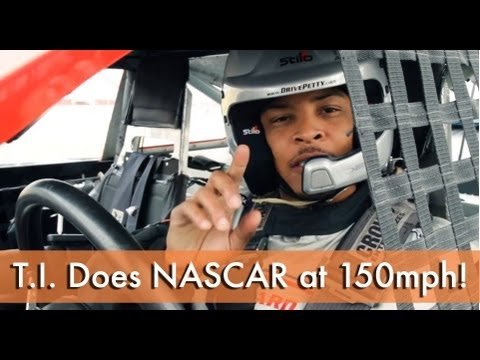 150 - With the Daytona 500 just days away, watch T.I. hit 150 mph in a NASCAR with the Richard Petty Driving Experience at the Atlanta Motor Speedway. Directed and...