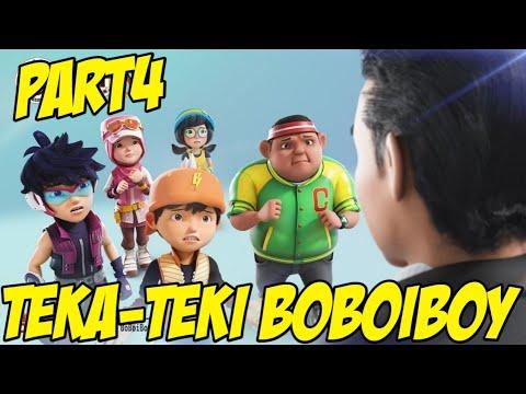 15 Teka-Teki Boboiboy   Wow Easy A !!!