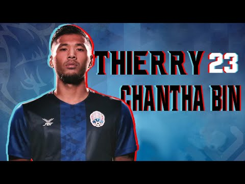Thierry Chantha Bin Greate Skill Show & Tackles 2018-19 ( The Strong Man ) // Narath Gfx