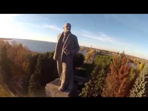 Dubna Drone Video