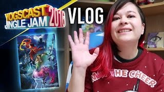 Kim's Jingle Jam! [Vlog]