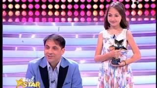 Elena Hasna, câștigătoarea finalei de popularitate din sezonul trecut, invitată la Next Star
