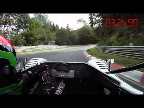 New electric lap record for Toyota Motorsport GmbH at Nürburgring Nordschleife