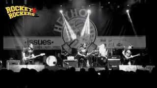 Rocket Rockers - Let Sleeping Dog Lie (Live At Issues Heyho Stage 2014)