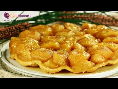 French Dessert Recipe: How to Make a French Tarte Tatin