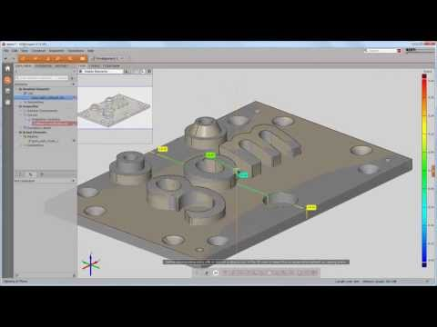 Free GOM Inspect V7.5 Tutorial Episode 2 - Basic Software Concepts