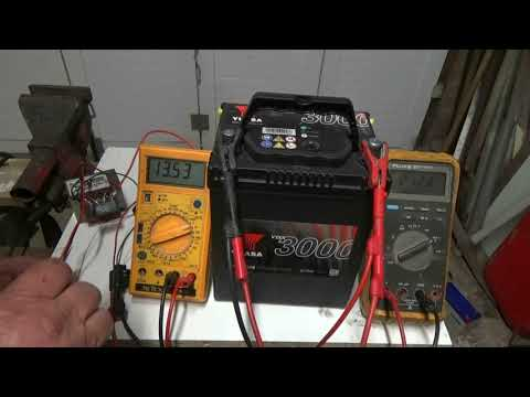 Comment fabriquer un chargeur de batterie 12V automatique simple.