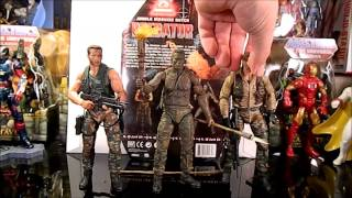 Nonton Predator Series 9 Jungle Disguise Dutch By Neca   Wait For The After Credits Stinger   Film Subtitle Indonesia Streaming Movie Download