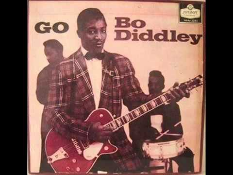 katula91 - Bo Diddley - vocal & guitar, Clifton James or Frank Kirkland - drums Willie Dixon - bass, Jerome Greene - maracas. Backing vocals The Carnations aka The Tear...