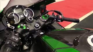 9. Kawasaki Ninja ZX 14R ABS 2018, THE COOLEST MOTORCYCLE
