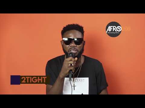 2Tight Talks About His Challenges And New Music Jejely - AFRO100 TV