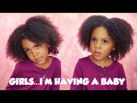 GIRLS, I'M HAVING A BABY | TWIN TALK (видео)