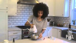 I show you how to make Whipped Body Butter, that actually feels like whipped cream! It's all natural, super moisturizing, and great for fading and preventing stretch marks. You save money when you make your own and it's healthier for your body than buying store bought creams with chemicals. Our bodies absorb a little over 60% of what we put on our skin, so it's important we pay attention to ingredients. I've used the best butters and oils to insure maximum moisture and benefits (shea butter, cocoa butter, coconut oil, and almond oil). They make great gifts for loved ones too!  If you'd like to purchase any of the products used in this video you can click on the links below:Shea Butter- http://astore.amazon.com/pineapplelife-20/detail/B00D9NV2D4Cocoa Butter- http://astore.amazon.com/pineapplelife-20/detail/B00L3FP10KCoconut Oil- http://astore.amazon.com/pineapplelife-20/detail/B002VLZ8D0Almond Oil- http://astore.amazon.com/pineapplelife-20/detail/B0019LVFSUCoconut Fragrance Oil- http://astore.amazon.com/pineapplelife-20/detail/B009Z6KLQSWide Mouth Mason Jars 8oz.- http://astore.amazon.com/pineapplelife-20/detail/B000V5KVDUFollow my personal Instagram @nikishabrunson and @pineapplelife_official