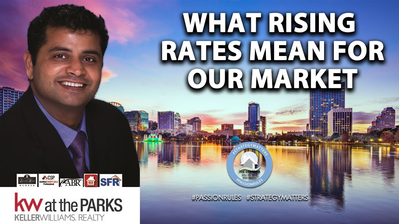 How Will Rising Rates Impact Our Market?