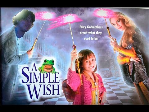 A Simple Wish Blu-ray Review