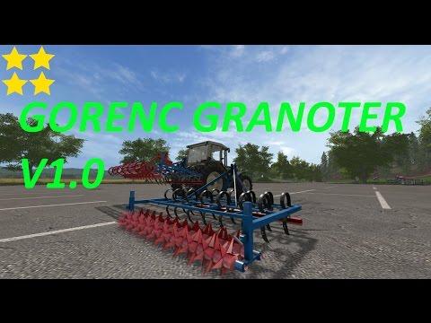 Gorenc Granoter v1.0