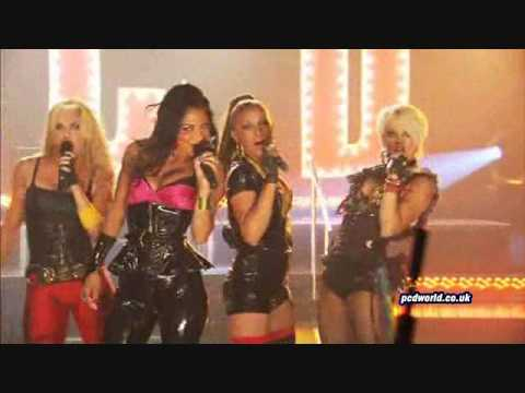 Buttons – The Pussycat Dolls (Walmart Soundcheck)