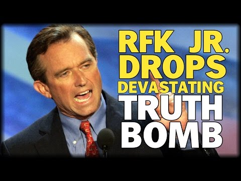 Robert Kennedy Jnr on Syria