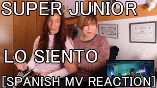 Video 사거리 (SAGORI) | [SPANISH MV REACTION] SUPER JUNIOR - Lo Siento (Feat. Leslie Grace) MP3, 3GP, MP4, WEBM, AVI, FLV April 2018
