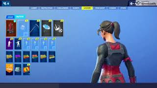 Fortnite skins without helmets/maskes  (Renegade Raider, Black Night)
