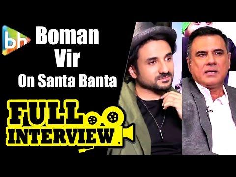 Boman Irani | Vir Das | Santa Banta Pvt Ltd | Full