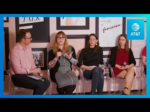 AT&T Celebrates Women at SXSW at The Girls Lounge