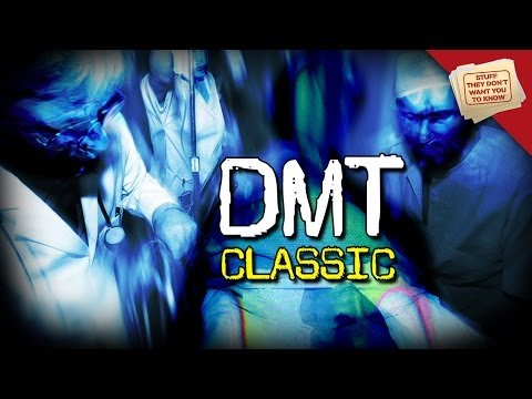 What's the deal with DMT? – CLASSIC