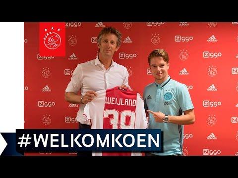 Ajax voegt nieuwe speler toe aan selectie