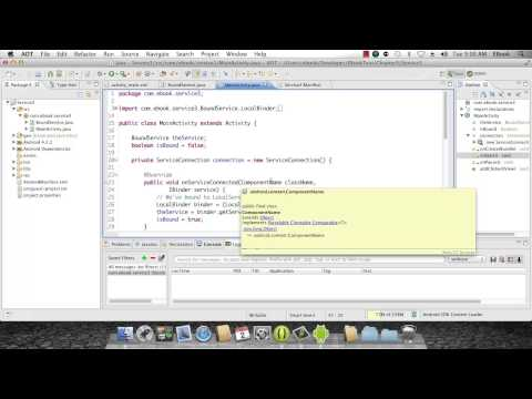 Android Development Course - Chapter 17 - Services part 3