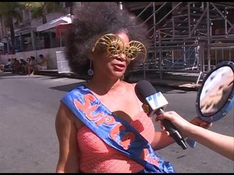Empoderamento capilar no maior bloco de carnaval do mundo, o Galo da Madrugada