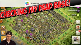 Video Clash of Clans - MY DEAD BASE - 1st TIME LOOKING AT BASE IN 2 YEARS MP3, 3GP, MP4, WEBM, AVI, FLV Oktober 2017