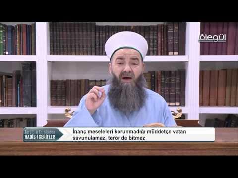 Cübbeli Ahmet Hocaefendi Terğîb-ü Terhîb Hadis-î Şerifler 36.Bölüm 12 Aralık 2016 Lâlegül TV