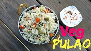 Vegetable Pulao is a simple but flavorsome dish prepared with mixed vegetables and basmathi rice. Here I cooked Veg Pulav in a pan, however we can make this in pressure cooker. We can make this for lunch or dinner, serve it as is or with raitha or salan. It's an absolute lifesaver for my busy days. Text Recipe:  http://www.sruthiskitchen.com/2017/01/27/veg-pulao-easy-i…ch-dinner-recipe===================================================For more video recipes on YoutubeVisit my Channel:https://www.youtube.com/user/sruthiskitchenand Click here to subscribe: www.youtube.com/subscription_center?add_user=sruthiskitchen===================================================Join me on Facebook:http://www.facebook.com/shruthiskitchenTwitter: http://twitter.com/sruthiskitchenHoedown by Audionautix is licensed under a Creative Commons Attribution license (https://creativecommons.org/licenses/by/4.0/)Artist: http://audionautix.com/Continue Life by Kevin MacLeod is licensed under a Creative Commons Attribution license (https://creativecommons.org/licenses/by/4.0/)Source: http://incompetech.com/music/royalty-free/?keywords=continue+lifeArtist: http://incompetech.com/www.bensound.com